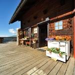 Leonardhütte am Maltaberg im Sommer