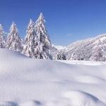 Leonardhütte am Maltaberg im Winter